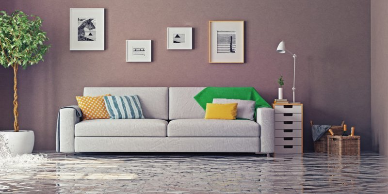 Flood Damage Recovery and Restoration in Singapore by iCleanCarpet