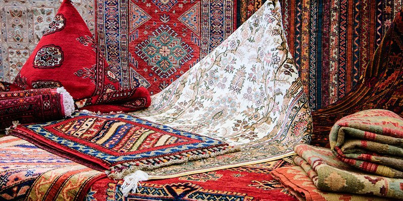 Professional Oriental Rug Cleaning Singapore by iCleanCarpet